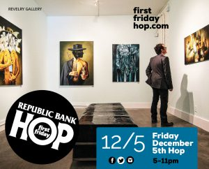 Dec 5: Republic Bank First Friday Trolley Hop image