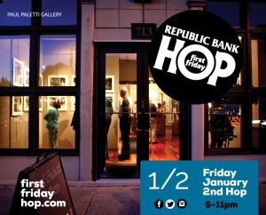 Jan 2: Republic Bank First Friday Trolley Hop image