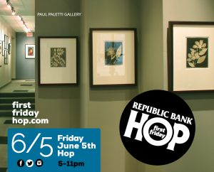 June 5: Republic Bank First Friday Hop image