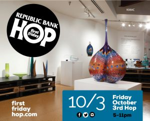 Oct 3: Republic Bank First Friday Trolley Hop image