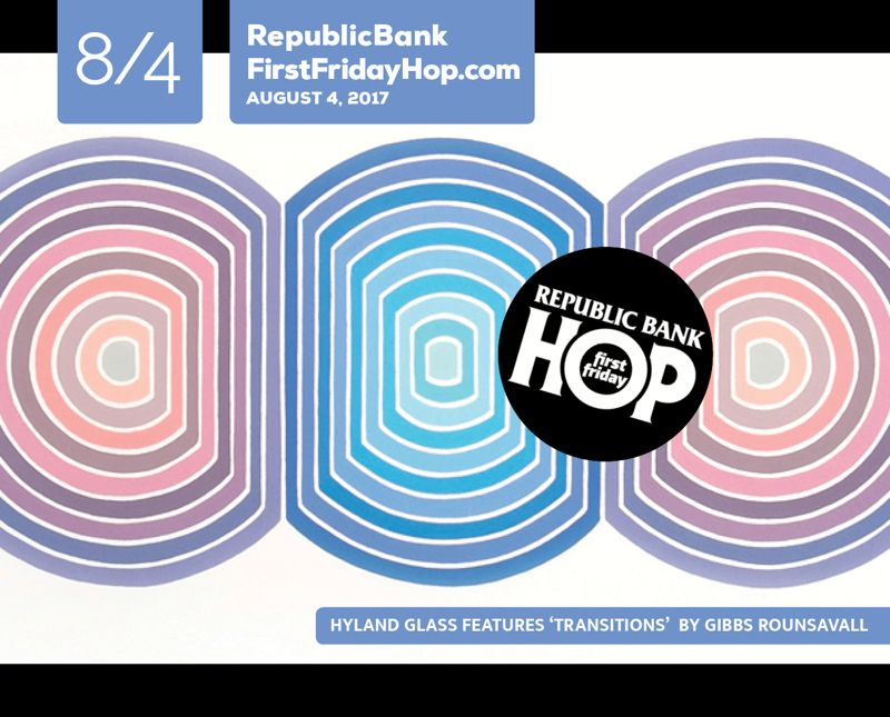 August 4 – Republic Bank First Friday Hop image