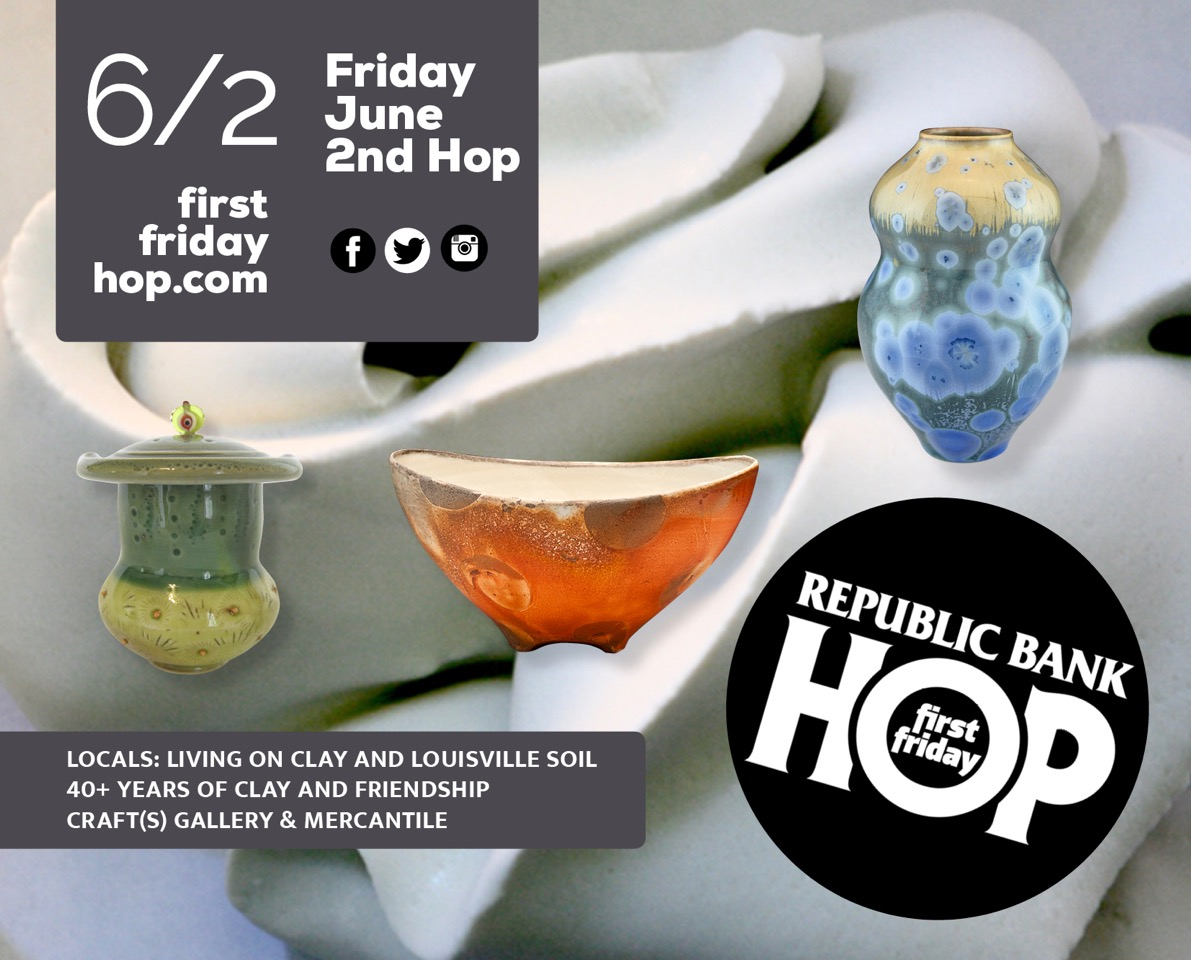 June 2 - Republic Bank First Friday Hop image