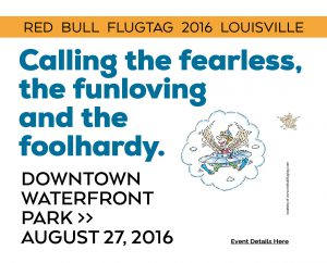 August 27: Red Bull Flugtag image