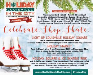 November 25 - 36th Annual Light Up Louisville image