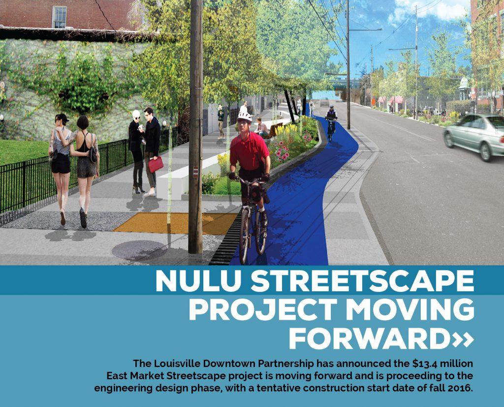 Nulu Streetscape