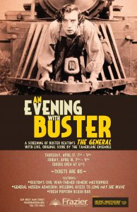 April 17-18: An Evening with Buster image