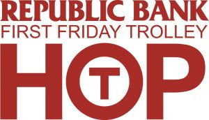 Sept 5 - Republic Bank First Friday Trolley Hop image