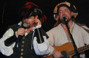 June 17: Pirate Night with Drunk & Sailor image