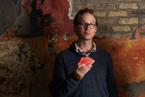July 30: Waterfront Wednesday: Ben Sollee and Friends, The Deloreans image
