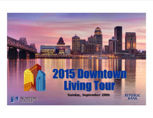 September 12: 2015 Downtown Living Tour image