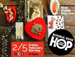 February 5: Republic Bank First Friday Hop image