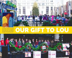December 15: Happy Holidays from the Louisville Downtown Partnership image