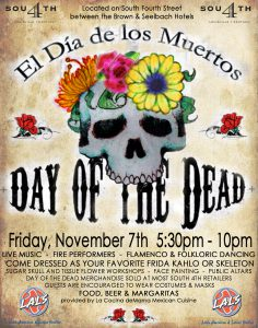 Nov 7: Day of the Dead on South Fourth image