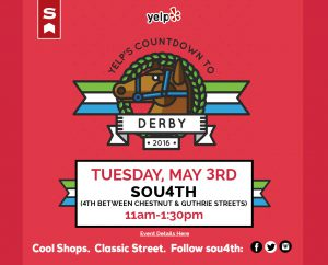 April 29: Lunchtime Food Truck Bourbon Challenge on South Fourth Street image