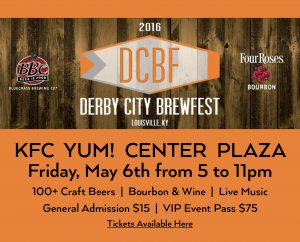 May 11: Derby City BrewFest image