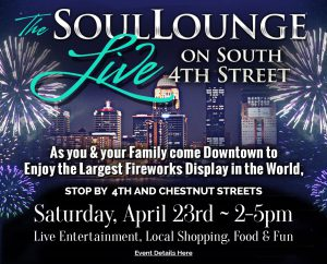 April 27: Soul Lounge Live on South 4th image