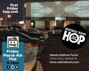 March 4: Republic Bank First Friday Hop March image