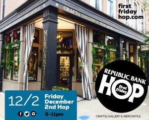 December 2 - Republic Bank First Friday Hop on Ice! & Holiday in the City image
