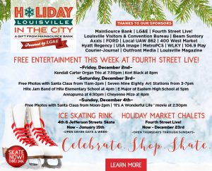 December 2 - Holiday in the City Events image