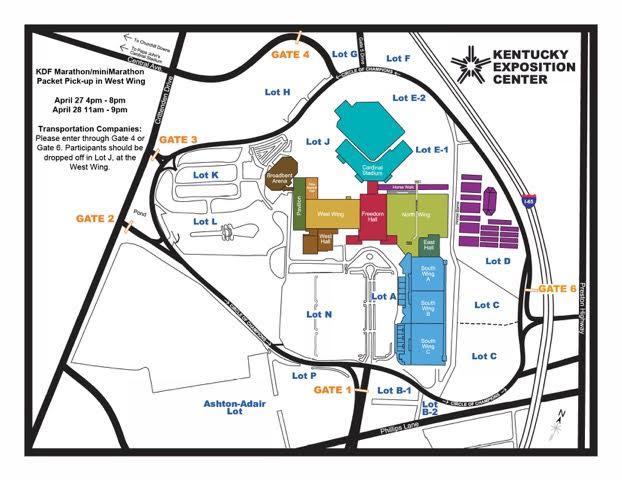 April 29 - Kentucky Derby Marathon and miniMarathon ...