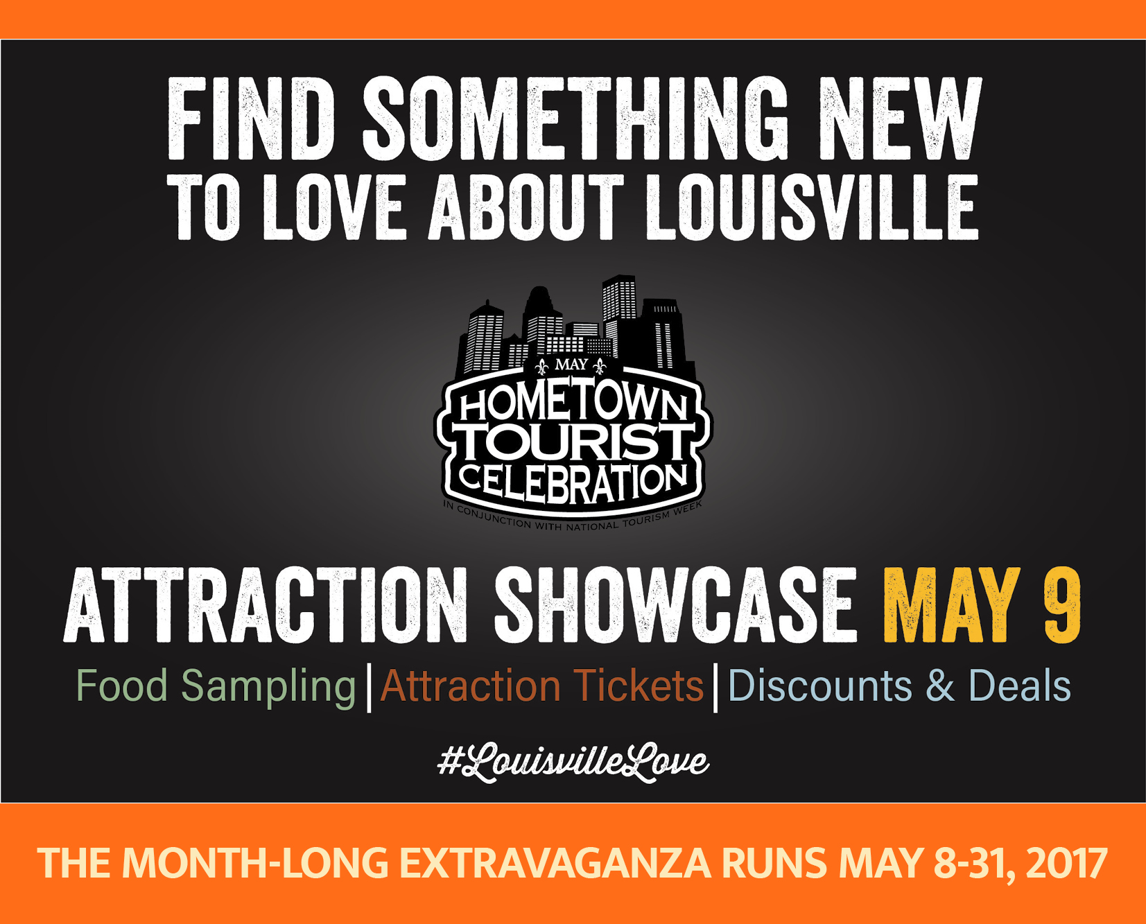 May 9 - Hometown Tourist Celebration & Attraction Showcase image