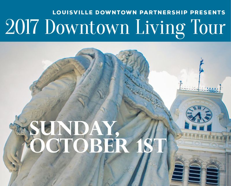 October 1 - 2017 Downtown Living Tour image