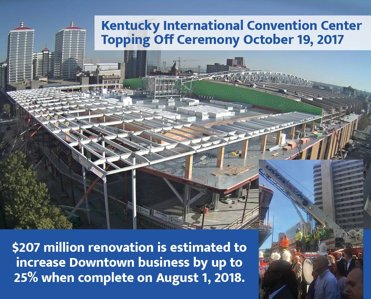 Kentucky Convention Center Hotels