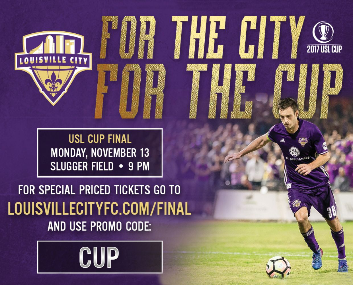 November 13 - LCFC In The USL Cup Final image