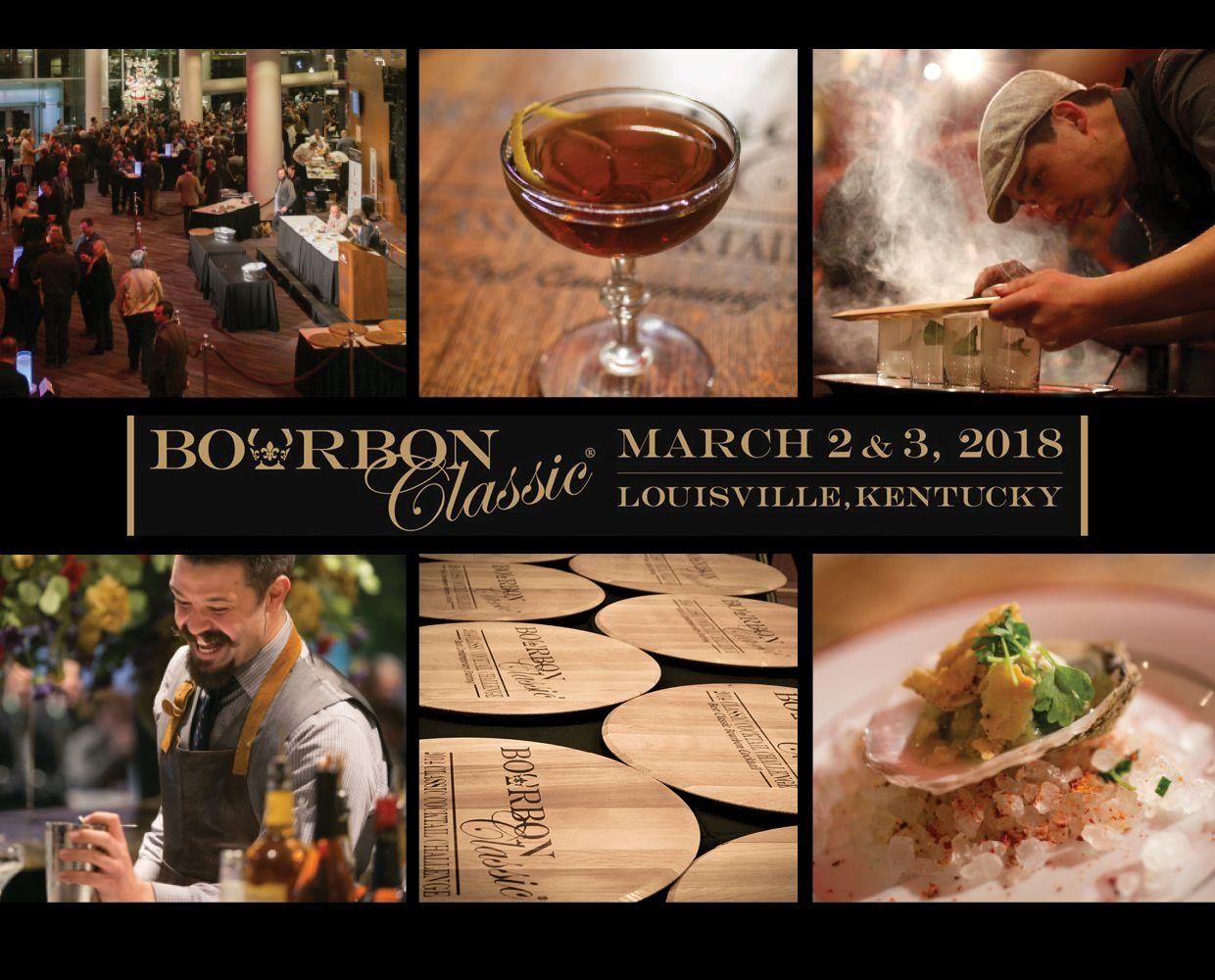 March 2 & 3 - The Bourbon Classic image