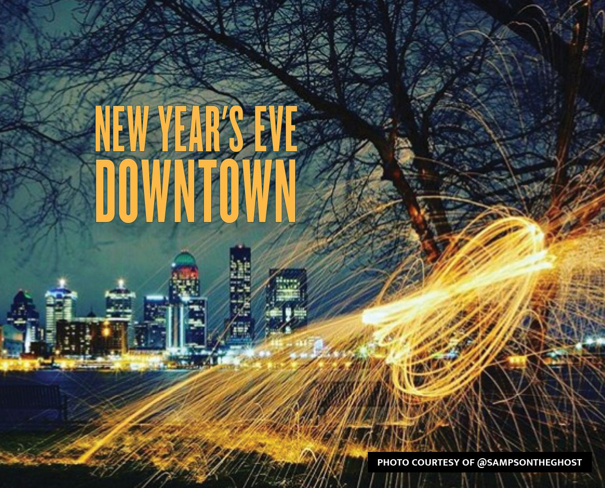 December 31 - New Years Eve Events image