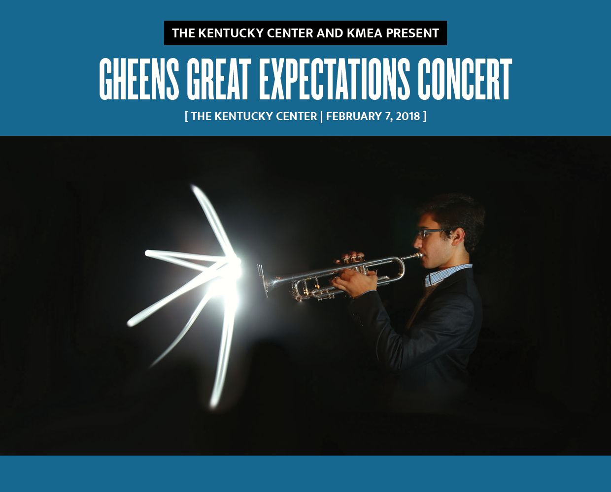 February 7 - Gheens Great Expectations Concert image