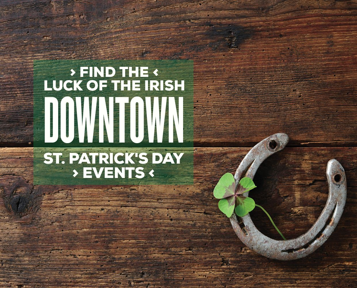 St. Patrick's Day in Downtown Louisville image