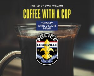 April 24 - Coffee With A Cop image