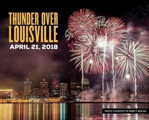 April 21 - Thunder Over Louisville image