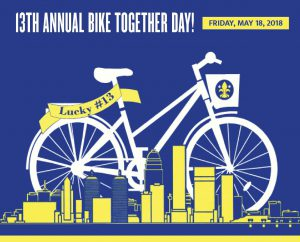 May 18 - Bike Together Day image