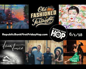 June 1 - Republic Bank First Friday Hop image