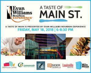 May 18 - A Taste of Main Street image
