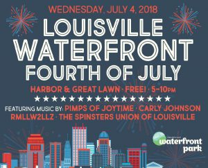 July 4 - Louisville Waterfront Fourth of July image