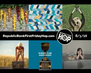 August 3: Republic Bank First Friday Hop image
