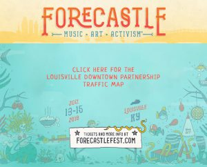 July 13 - 15 - Forecastle Festival image