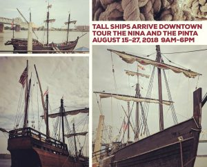 August 15-27: Tall Ships Docked In Louisville image