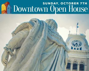 October 7th: Downtown Open House image