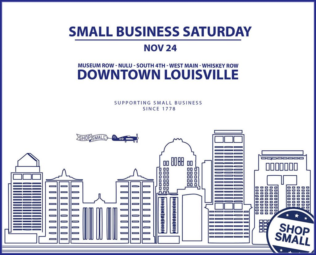 November 24: Small Business Saturday image