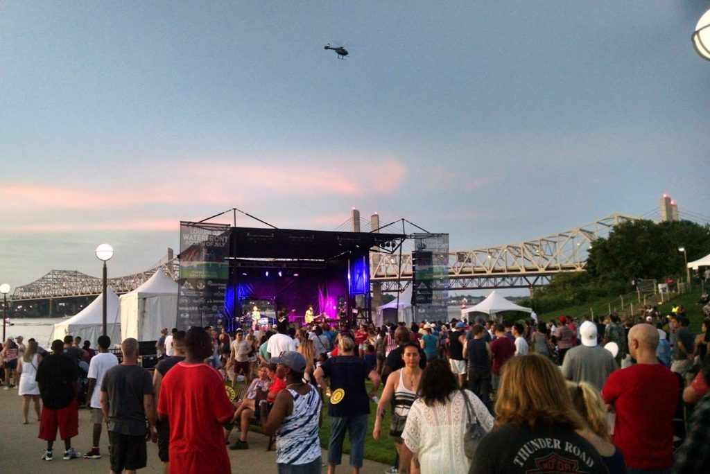 September 26: WFPK Waterfront Wednesday image