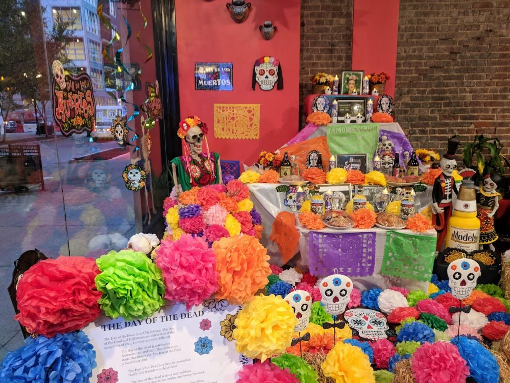 November 2: Día de los Muertos – Day of the Dead Louisville image