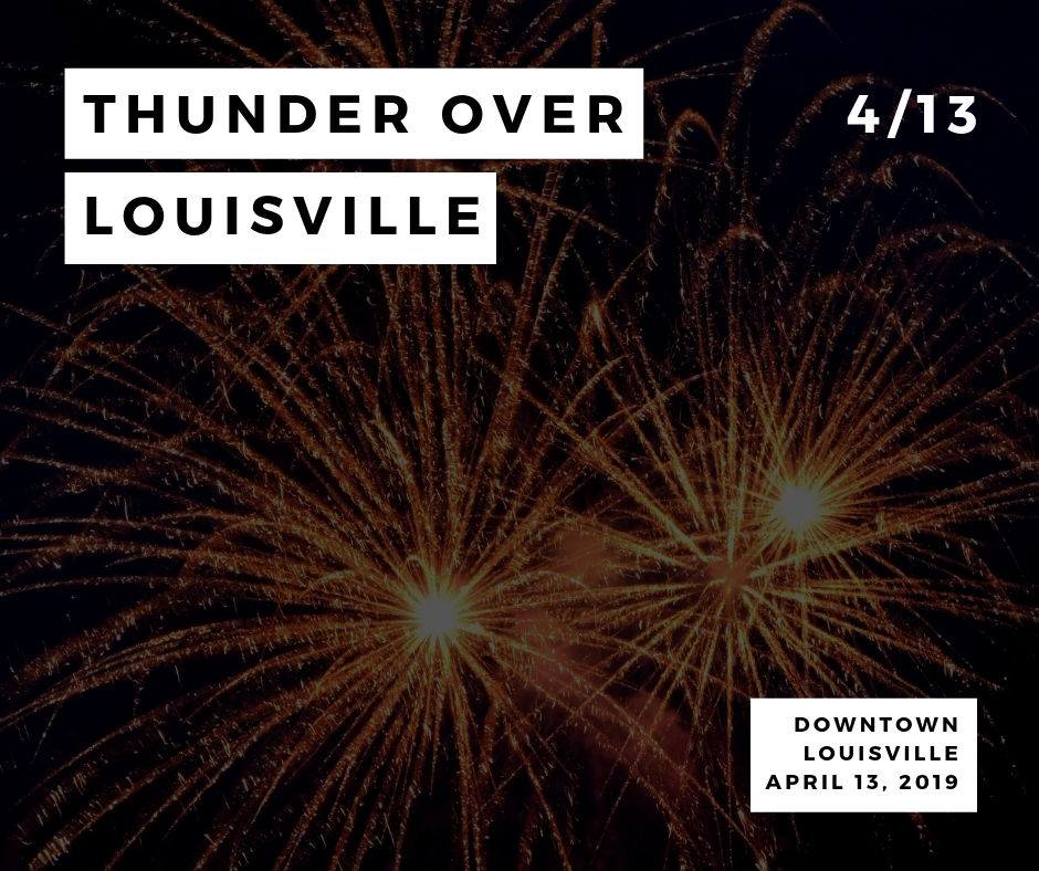 April 13 - Thunder Over Louisville image