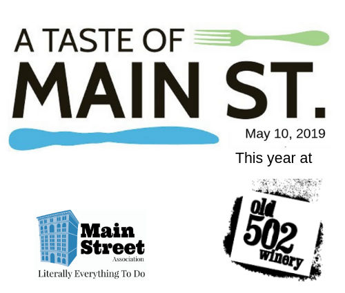May 10 - A Taste of Main Street image