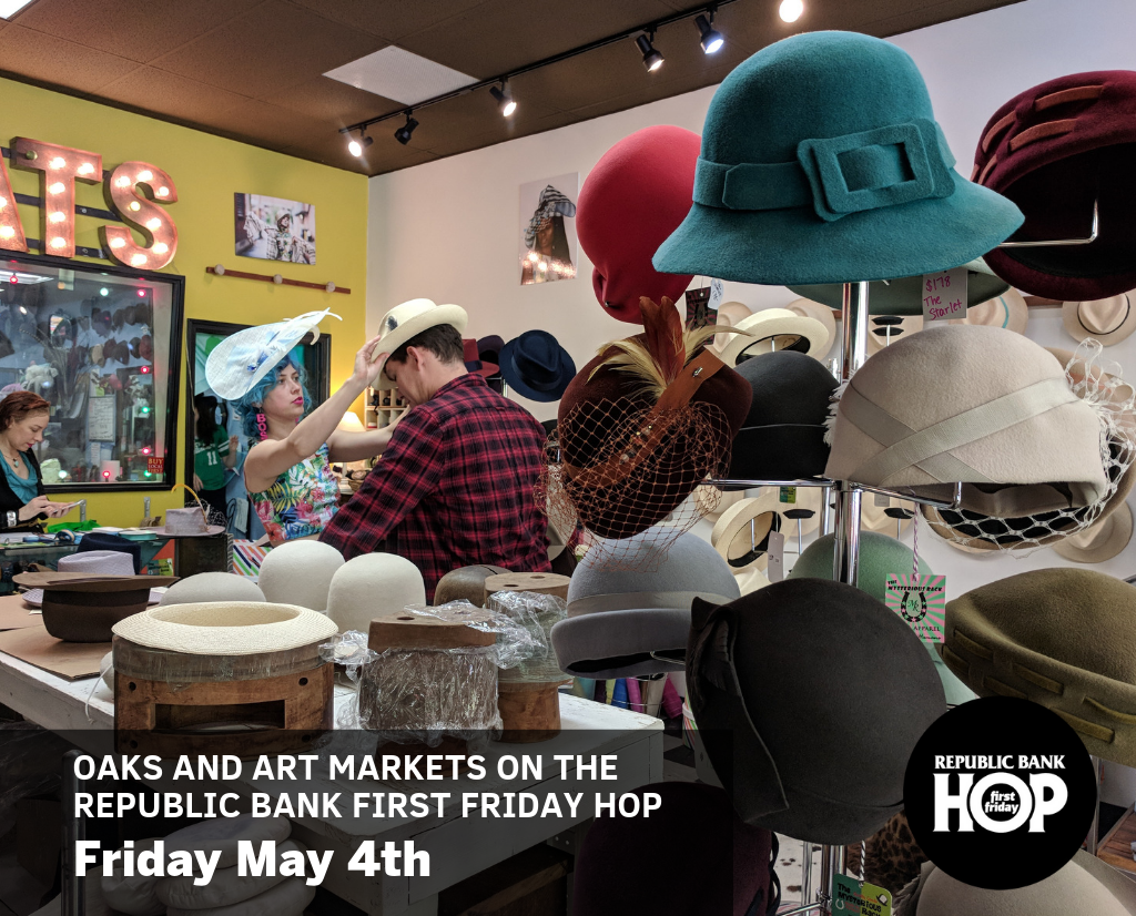 May Republic Bank First Friday Hop image