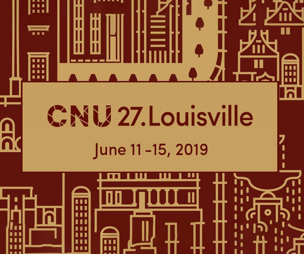 June 11 - 15:  Congress of New Urbanism (CNU) image