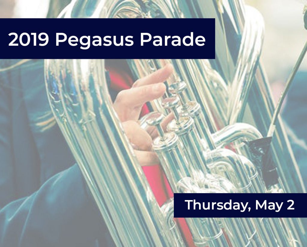May 2: Pegasus Parade image